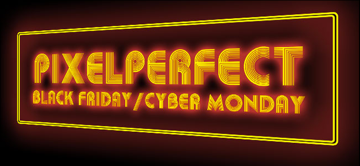 פיקסלינק – Cyber Monday is here!