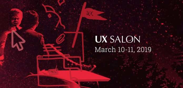 UX Salon Cover