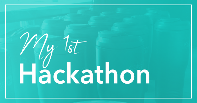 My First Hackathon cover